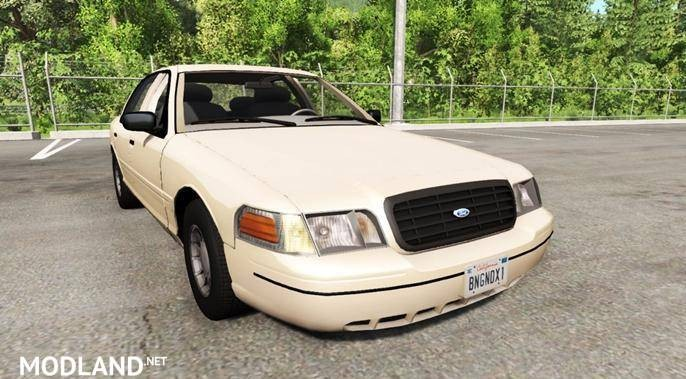 Ford Crown Victoria 1999 v 2.0c [0.8.0]